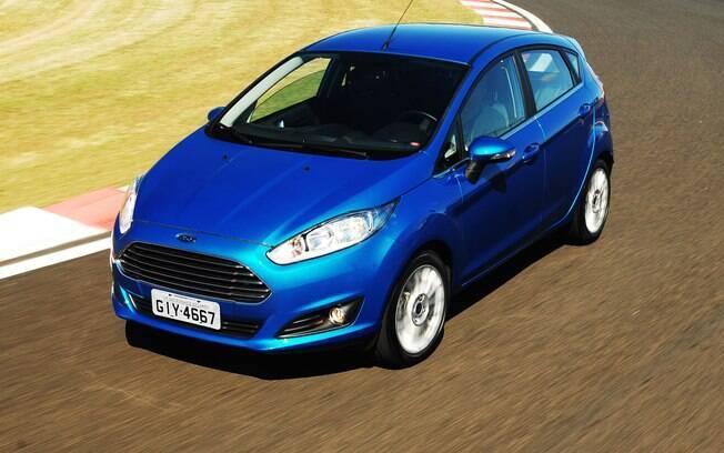 Se tivesse câmbio manual, o Ford Fiesta 1.0 EcoBoost teria mais chances de ser o mais econômico entre os carros turbo.