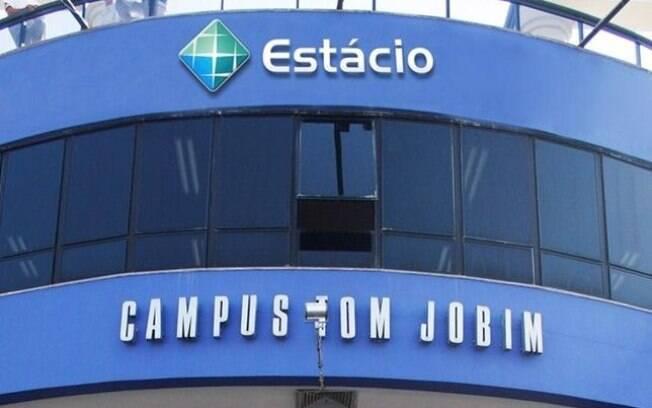 Campus Tom Jobin, faculdade Estádio, no Rio de Janeiro