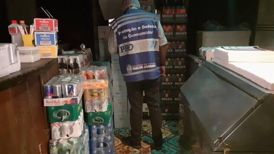 Procon interdita bar no RJ