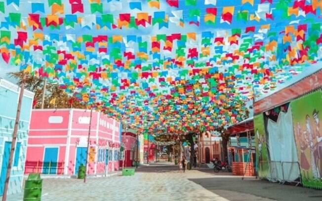 Festa junina de Caruaru é uma das mais tradicionais do nordeste