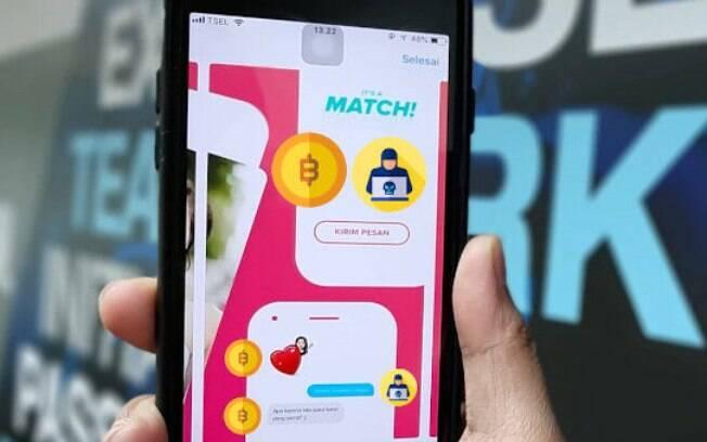 Tinder para apaixonados por Bitcoin e investimentos é lançado no mercado