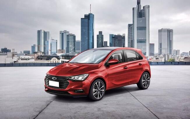 Chevrolet Onix da nova geração deverá ser lançada no Brasil em outubro com várias novidades interessantes
