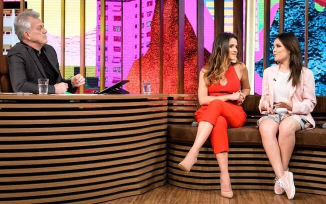 Rede Globo abre espaço e gera destaques para o SBT