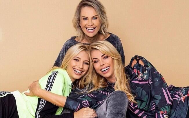 Três gerações da família Bittencourt no especial de Dia das Mães da Vestem