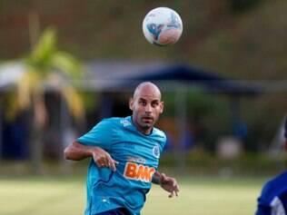 Defensor celeste também acredita em um jogo muito difícil contra o Goiás