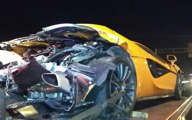 McLaren de Marcelo Rios