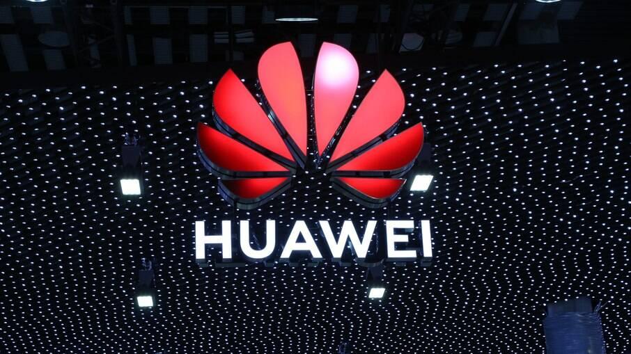 A Huawei é uma das big-techs que disputa a venda da tecnologia de 5G no Brasil