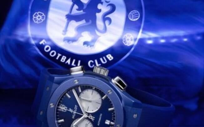 Hublot e Chelsea FC no topo da Liga dos Campeões UEFA