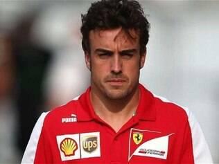 Alonso desmentiu os rumores e garantiu estar focado na temporada atual