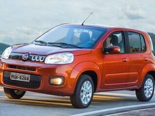 Novo Fiat Uno 2015 é revelado