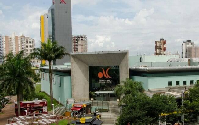 Crime aconteceu no cinema do shopping Avenida Center, em Dourados