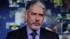 Globo cogita programa para Bonner às quintas-feiras