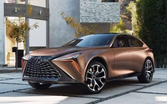 A Lexus se debruçou sobre esse SUV para oferecer tecnologias de última geração e modernidade nos seus futuros carros