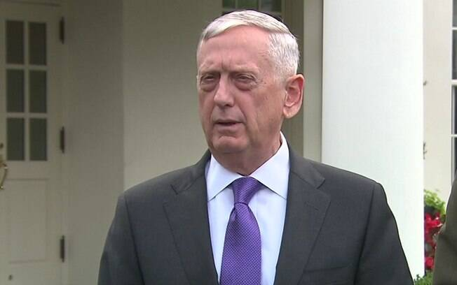 Secretário de Defesa dos Estados Unidos, Jim Mattis diz que país não busca, entretanto, aniquilação da Coreia do Norte