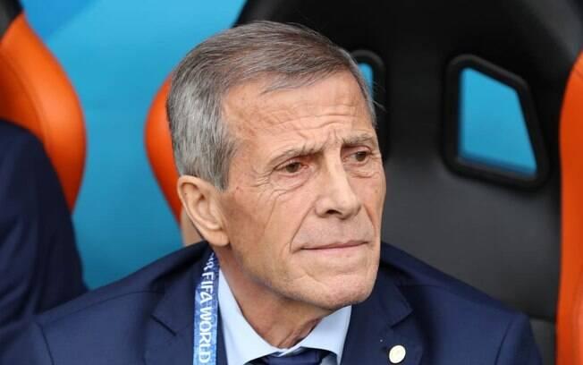 Técnico do Uruguai, Óscar Tabárez recusou estátua que ganharia em Montevidéu
