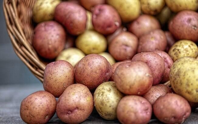 Variar no tipo da batata faz pratos ficarem ainda mais incríveis
