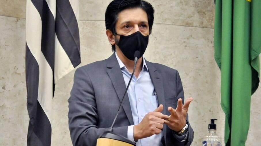 Ricardo Nunes (MDB), prefeito de São Paulo