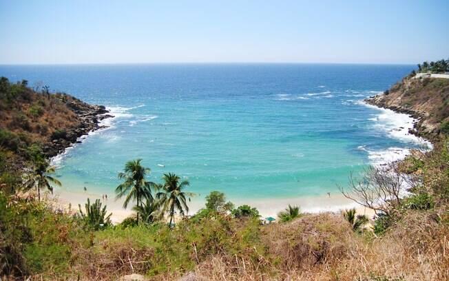 A Praia do Forte fica em Salvador, na Bahia, e representa o Brasil na lista de praias populares da América do Sul