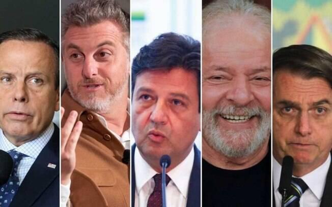 Pesquisa XP/Ipespe coloca Lula e Bolsonaro empatados tecnicamente