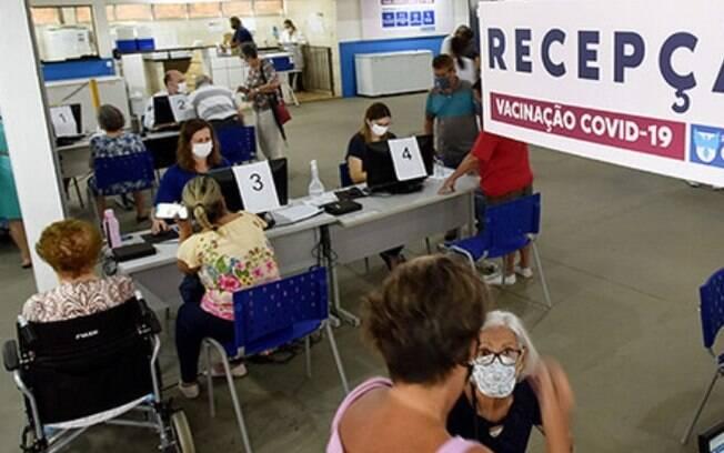 Veja como está a vacinação em Campinas