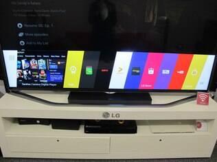 WebOS, da LG, aponta para o futuro dos sistemas para TVs inteligentes