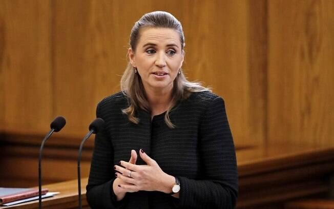 Mette Frederiksen deve ser a mais nova premier da Dinamarca