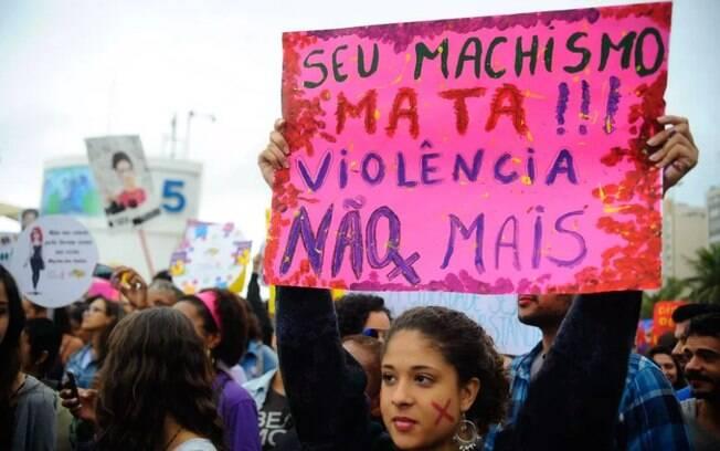 Luta contra o machismo é uma das principais medidas de combate aos inúmeros casos de feminicídio