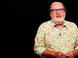 O diretor Cacá Diegues comanda o novo programa do Canal Brasil