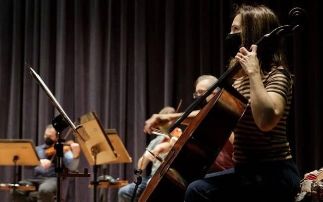 Orquestra Sinfnica de Campinas realiza concerto virtual