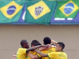 Brasil ganhou uma posição no ranking e está na cola da Alemanha, a segunda colocada
