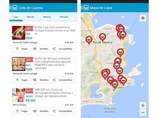 Cuponeria, portal que reúne cupons gratuitos de desconto, reformula seus aplicativos gratuitos para Android e iOS