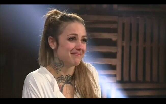 Ammie Graves, eliminada do 'MasterChef'