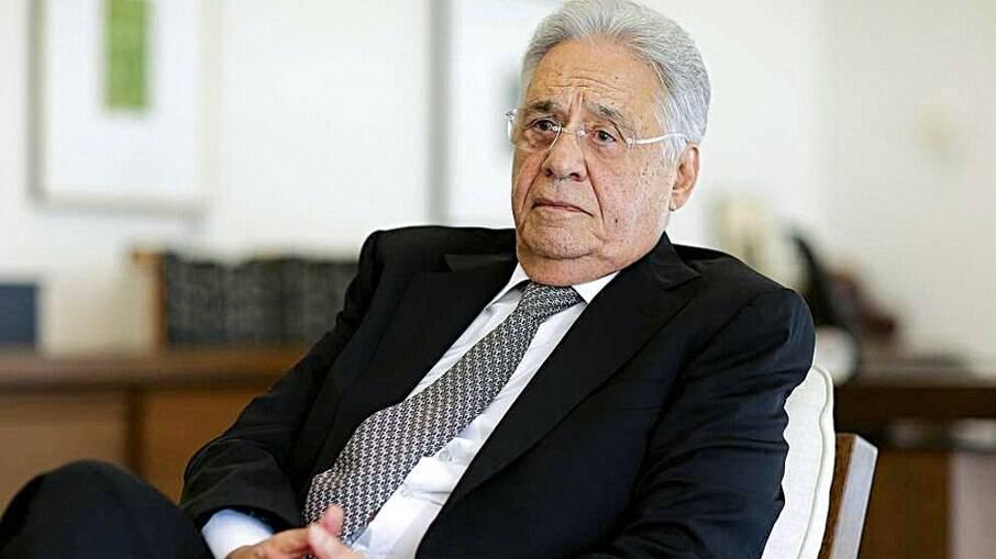 Ex-presidente Fernando Henrique Cardoso (FHC)