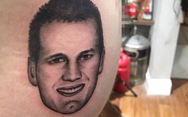 Tatuagem de Tom Brady