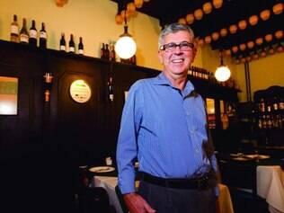 Sensatez. No negócio de restaurante há 40 anos, Edmar Roque diz que é preciso ter domínio do que faz, ter conhecimento e estar presente