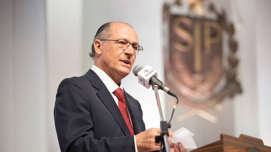 Próximo do PSL, Geraldo Alckmin lidera corrida para o governo do estado de SP