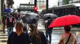 Tempo fechado e chuvas marcam a semana em SP