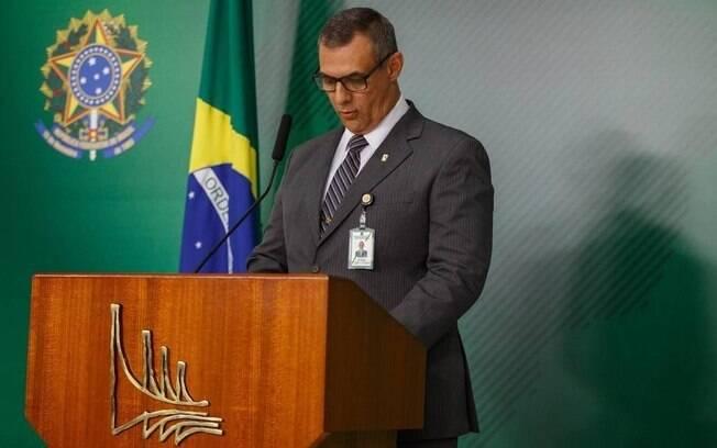 General Otavio Rêgo Barros é ex-porta-voz da Presidência da Republica do governo Bolsonaro