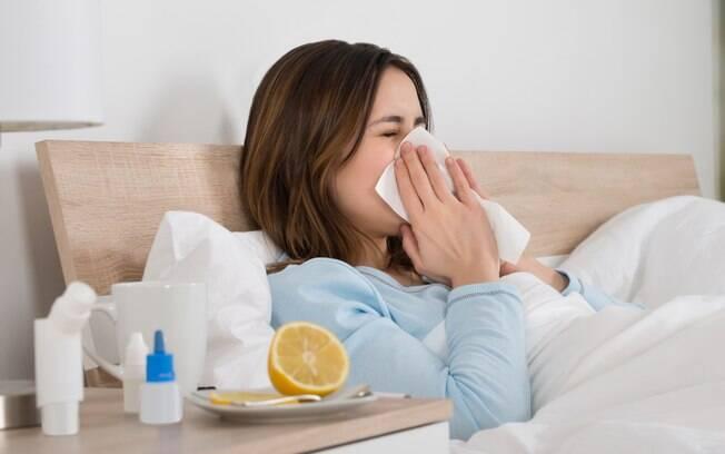 Segundo o Ministério da Saúde, a maneira mais eficaz de se prevenir contra a gripe é a vacinação