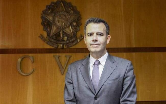 José Alexandre Vasco, Superintendente de Proteção e Orientação aos Investidores da CVM