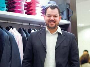 Planos. Fábio Longo, diretor de expansão, diz que meta é abrir mais 50 lojas nos próximos cinco anos