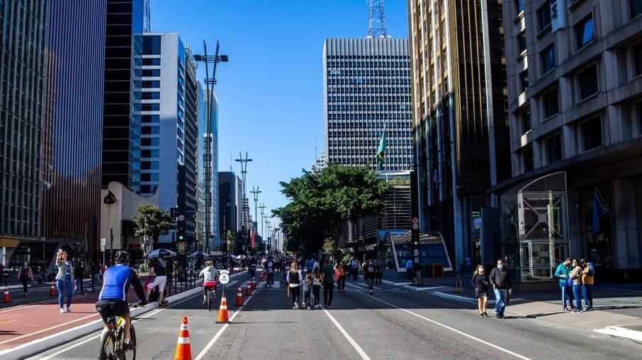 Temperatura sobe em São Paulo em feriado prolongado