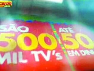 """YouTube. Propaganda """"Preço na Raça"""", da Ricardo Eletro, veiculada em 2010, ainda pode ser vista"""