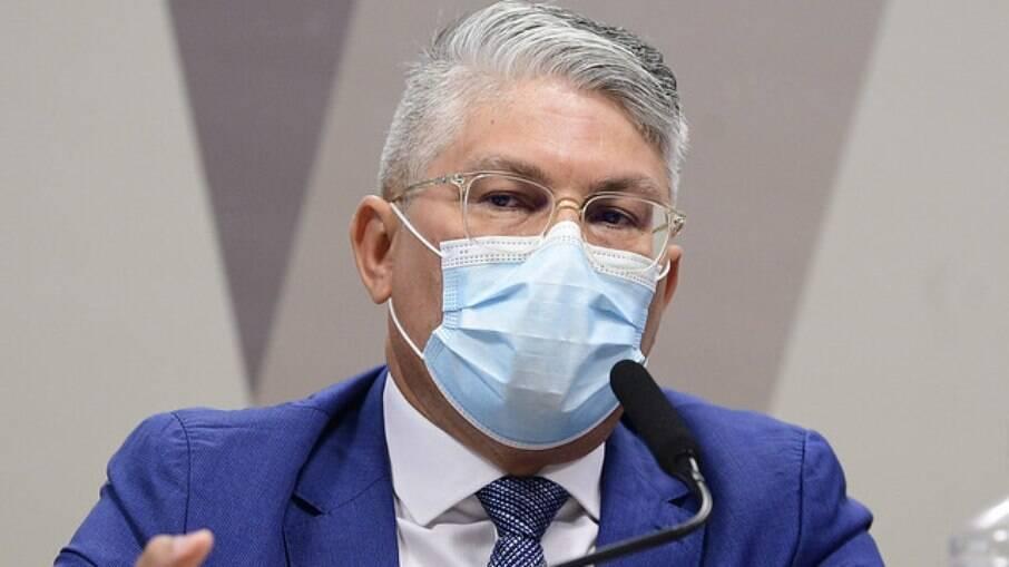 Ex-secretário de Saúde do Distrito Federal, Francisco Araújo Filho