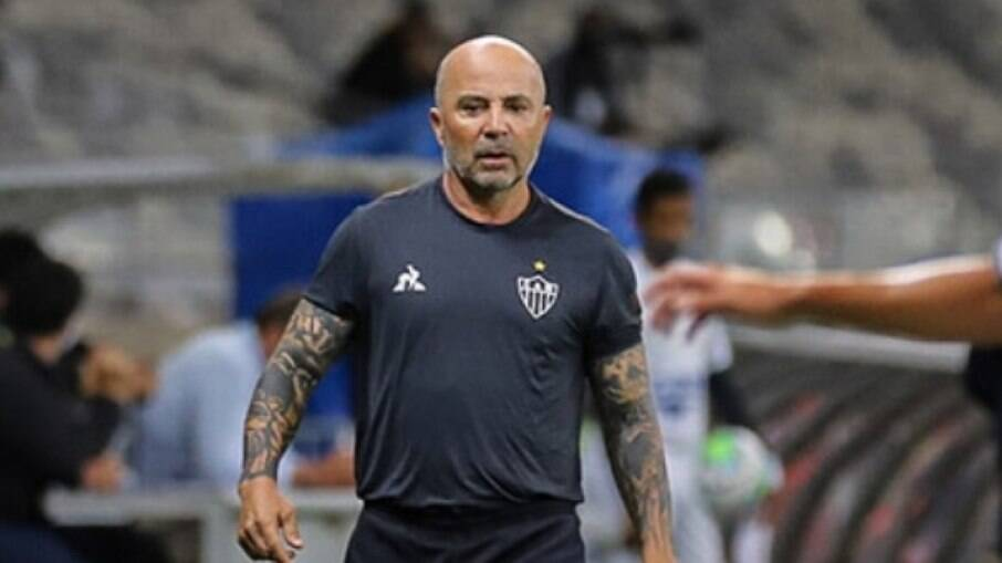 Sampaoli se despede do Atlético-MG