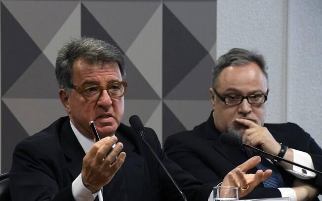 Paulo Marinho na CPMI das Fake News