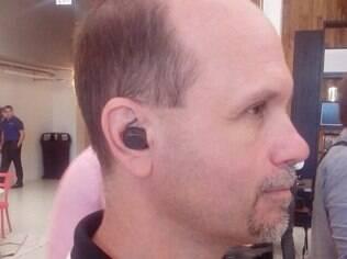 Moto Hint é fone Bluetooth para o Moto X