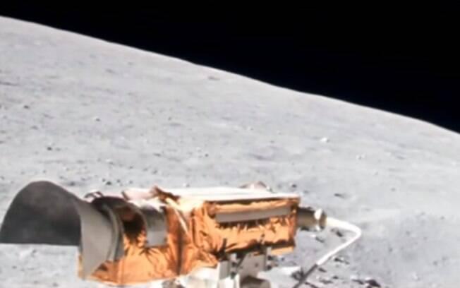 Imagens da Lua foram corrigidas por algoritmo de inteligência artificial