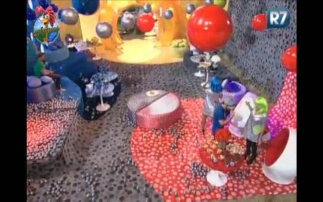 Peões curtem mais uma festa no programa