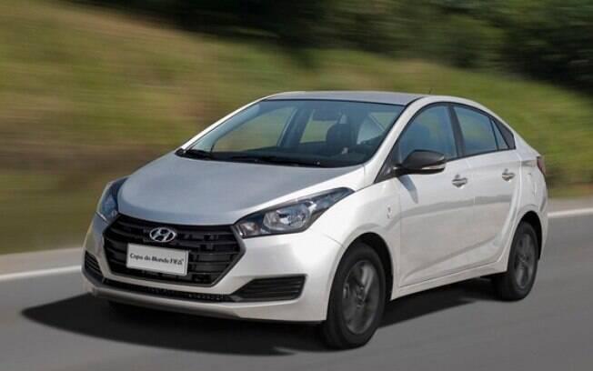 Hyundai HB20 Copa do Mundo FIFA 2018: versão especial do modelo 2018 chega apenas em meados de abril